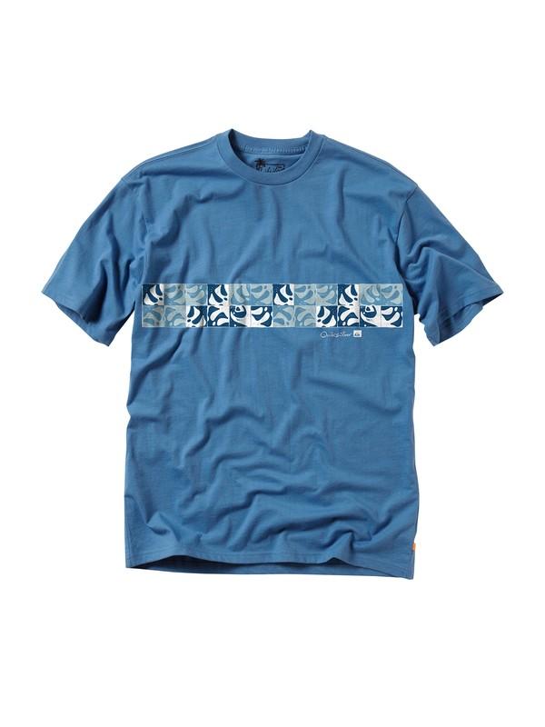 0 Men's Kamkaze T-Shirt  512T0BF2 Quiksilver