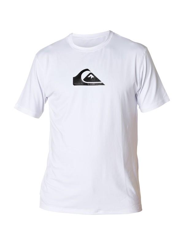 0 Solid Streak Surf Shirt 2  801391S Quiksilver