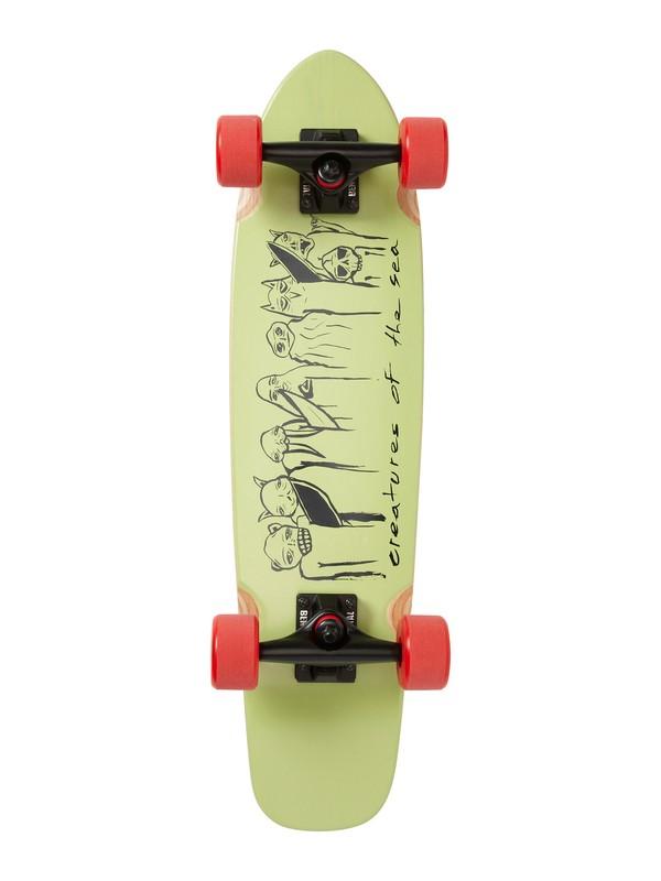 0 Creatures Skateboard  844070 Quiksilver
