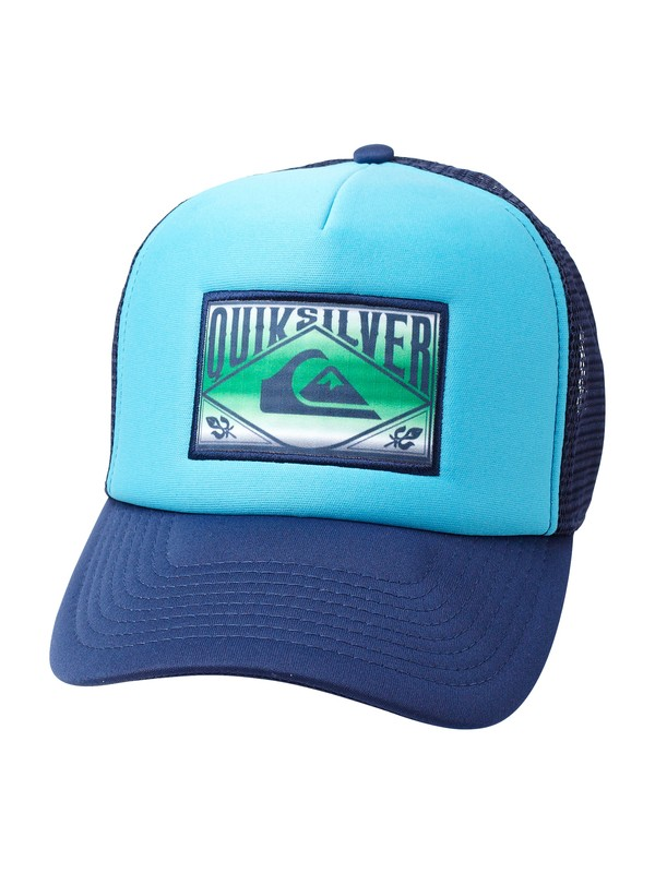 0 Jelly Trucker Hat  852075 Quiksilver