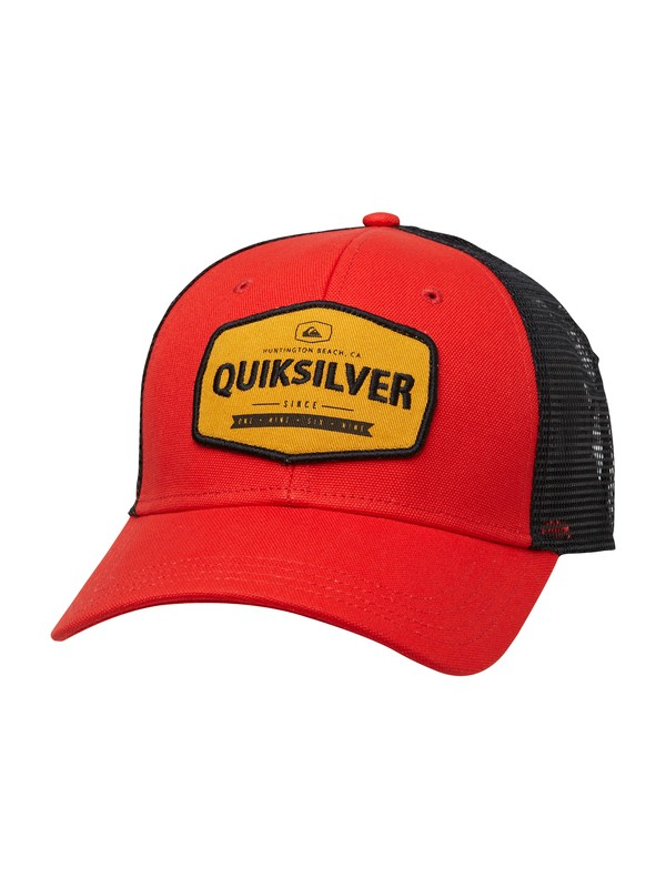 0 Please Hold Hat  852080 Quiksilver