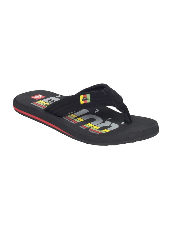 0 Foundation Cush Sandals  857368 Quiksilver