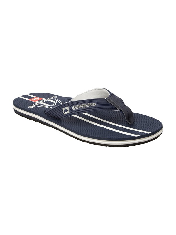 0 Dallas Cowboys NFL Sandals  857428 Quiksilver