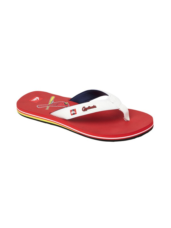 0 St. Louis Cardinals MLB Sandals  857447 Quiksilver