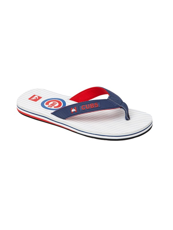 0 Chicago Cubs MLB Sandals  857448 Quiksilver