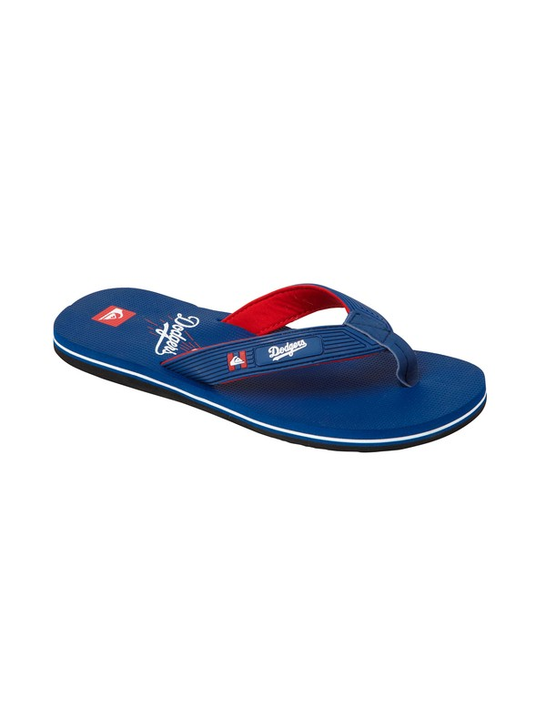 0 Los Angeles Dodgers MLB Sandals  857449 Quiksilver