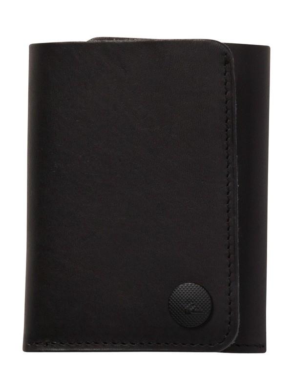 0 Vertex Leather Wallet  858C31 Quiksilver