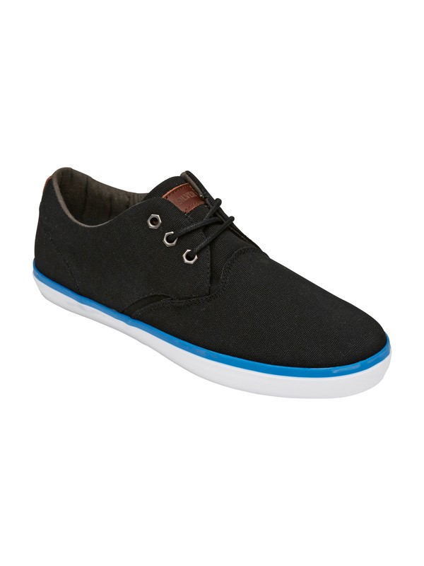0 Emerson Vulc Canvas Shoe  867211 Quiksilver