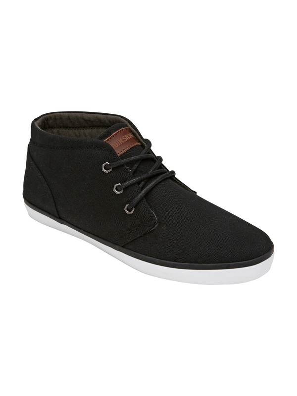 0 Lenny Vulc Canvas Shoes  867216 Quiksilver