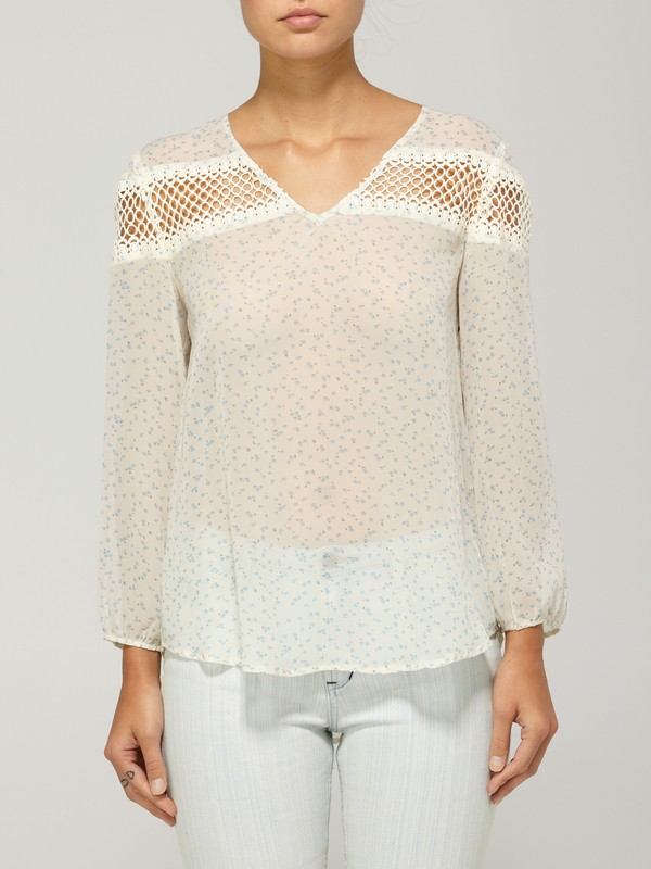 0 QSW Straw Blouse  873195 Quiksilver