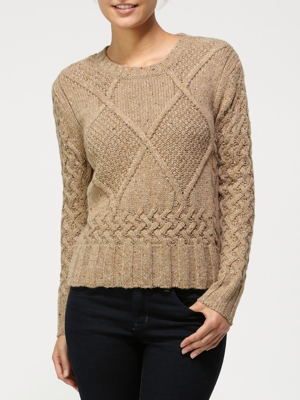 0 QSW Delancey Pullover Sweater  874121 Quiksilver