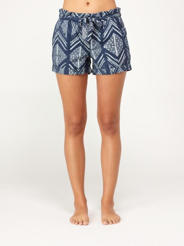 0 QSW Ocean Woodblock Shorts  883112 Quiksilver