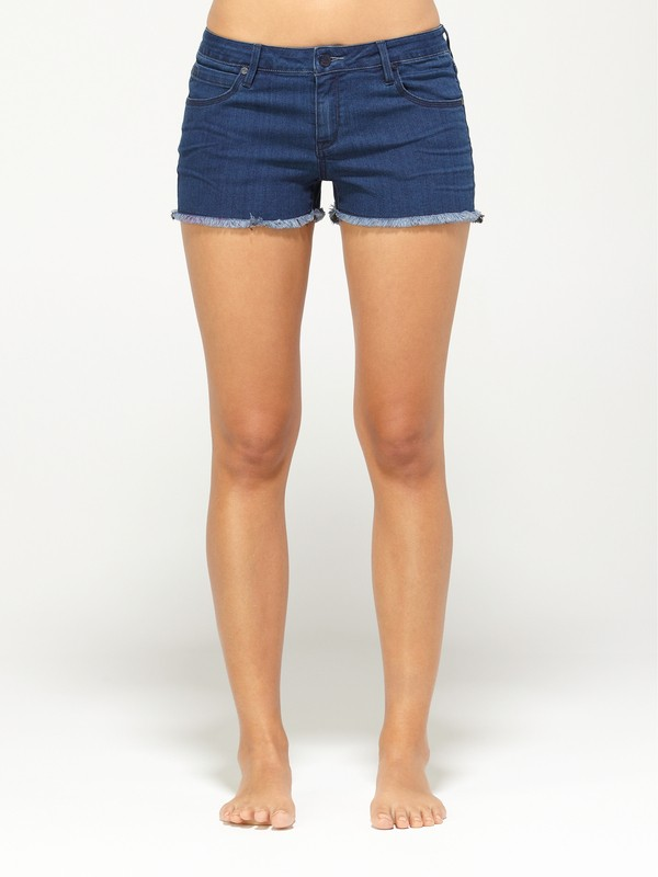 0 QSW Shallows Boat Ramp Blue Shorts  883116 Quiksilver