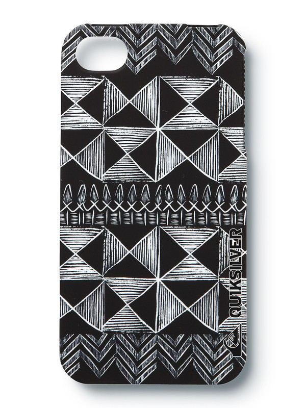0 Sketchy Squares iPhone 5 Case  A11028 Quiksilver