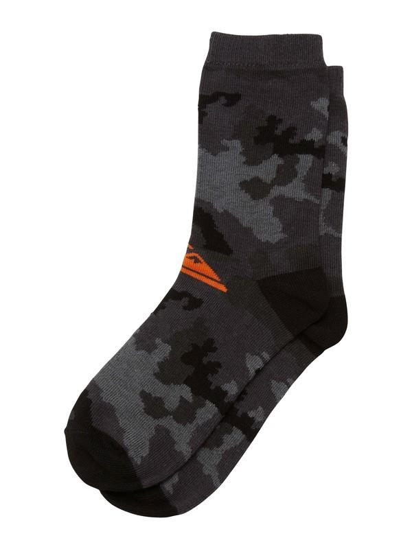0 Boys 8-16 Linus Socks  AQBAA00002 Quiksilver