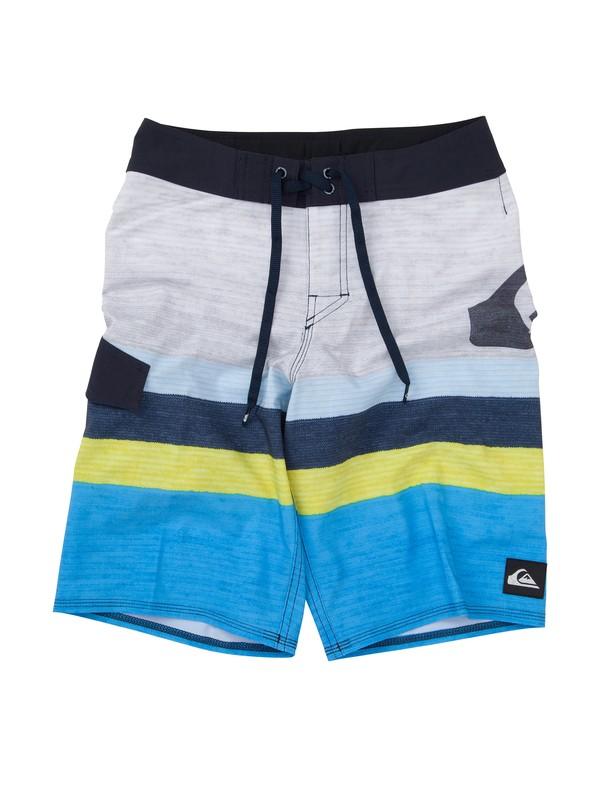 0 Boys 8-16 Slater Boardshorts  AQBBS00138 Quiksilver