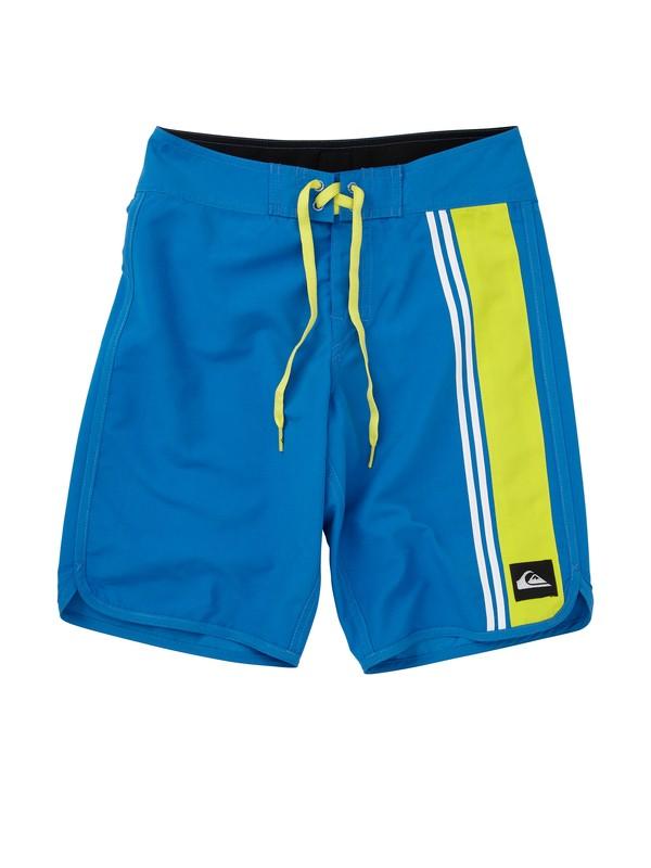0 Boys 8-16 OG Comp Stripe Boardshorts  AQBBS00146 Quiksilver