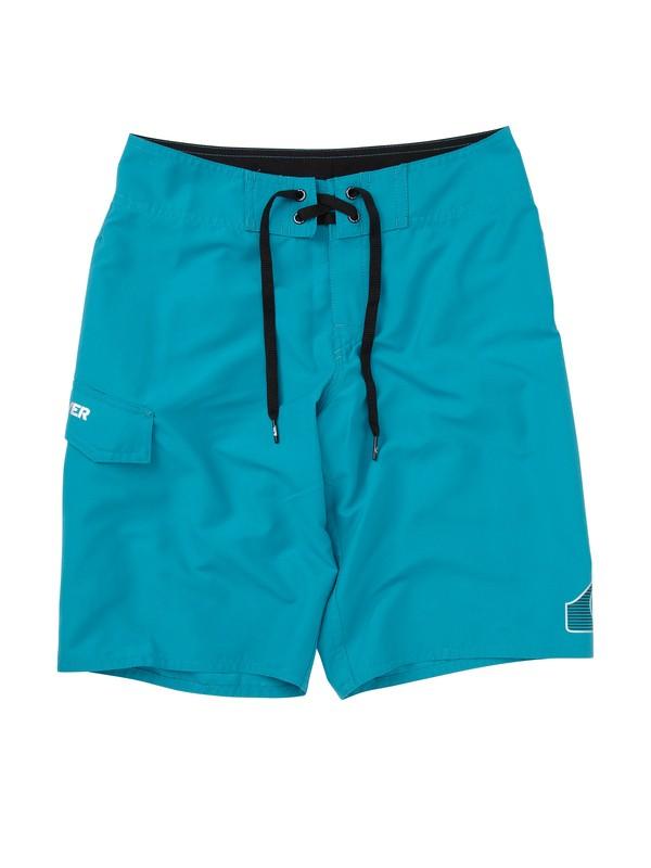 0 Boys 8-16 Stomping Boardshorts  AQBBS00178 Quiksilver