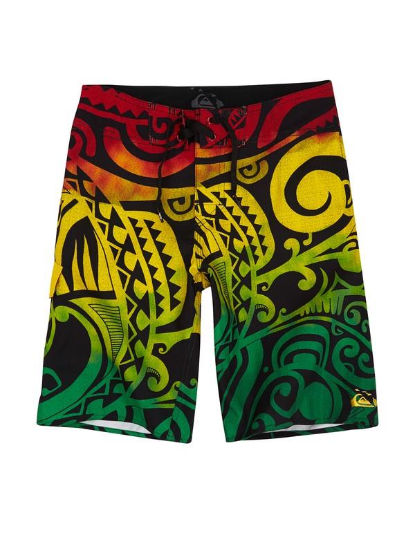 0 Boys 8-16 Da Island Boardshorts  AQBBS00186 Quiksilver
