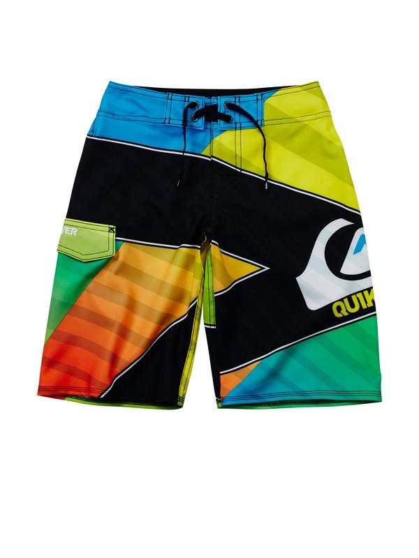 0 Boys 8-16 Xiting Boardshorts  AQBBS00188 Quiksilver