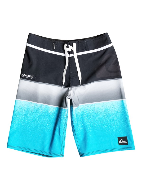 "0 Boy's 8-16 Everyday Sunset 19"" Boardshorts  AQBBS03057 Quiksilver"