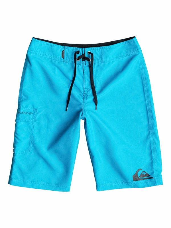 "0 Boy's 8-16 Everyday 19"" Boardshorts  AQBBS03064 Quiksilver"