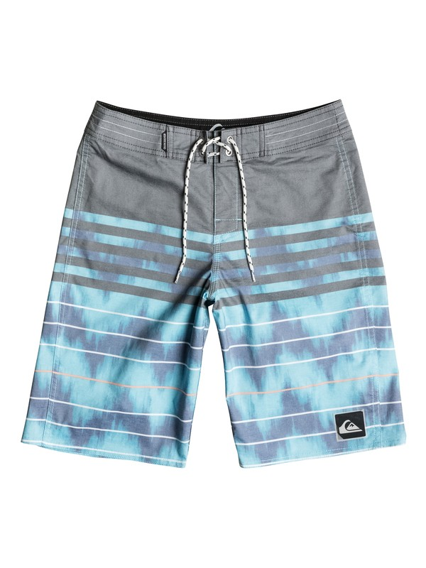 "0 Boys 8-16 Swell Vision 19"" Boardshorts  AQBBS03069 Quiksilver"