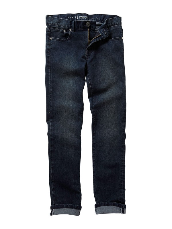 0 Boys 8-16 Distortion Jeans  AQBDP00001 Quiksilver
