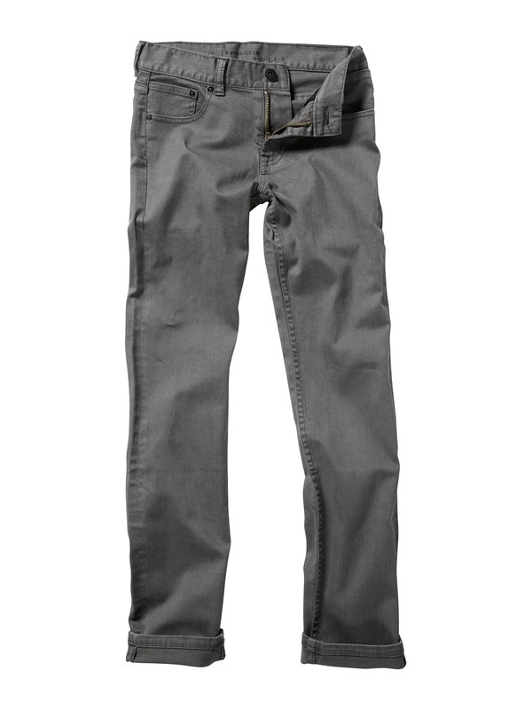 0 Boys 8-16 Distortion Jeans  AQBDP00002 Quiksilver