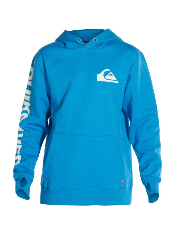 0 Spondor Me Youth Fleece  AQBFT00057 Quiksilver