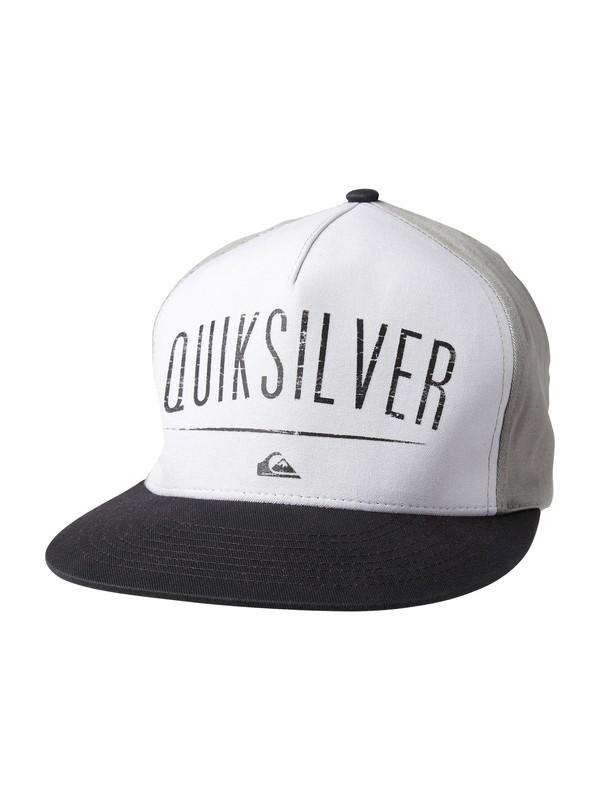 0 Boys 8-16 Castaway Hat  AQBHA00028 Quiksilver