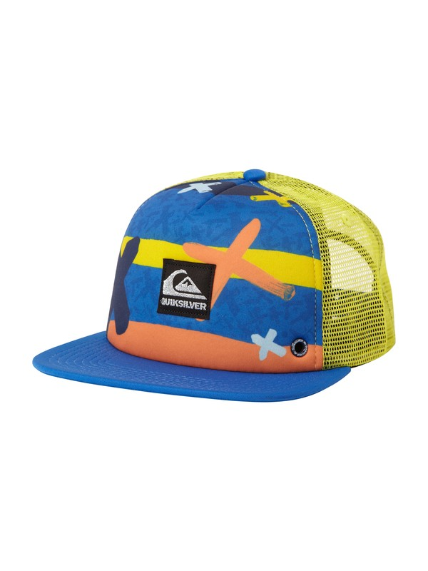 0 Boys 8-16 Boardies Hat  AQBHA00051 Quiksilver