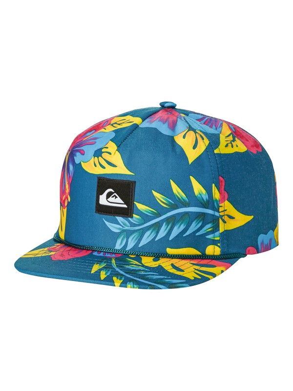 0 Boys 8-16 Hawaiiana Hat  AQBHA03004 Quiksilver