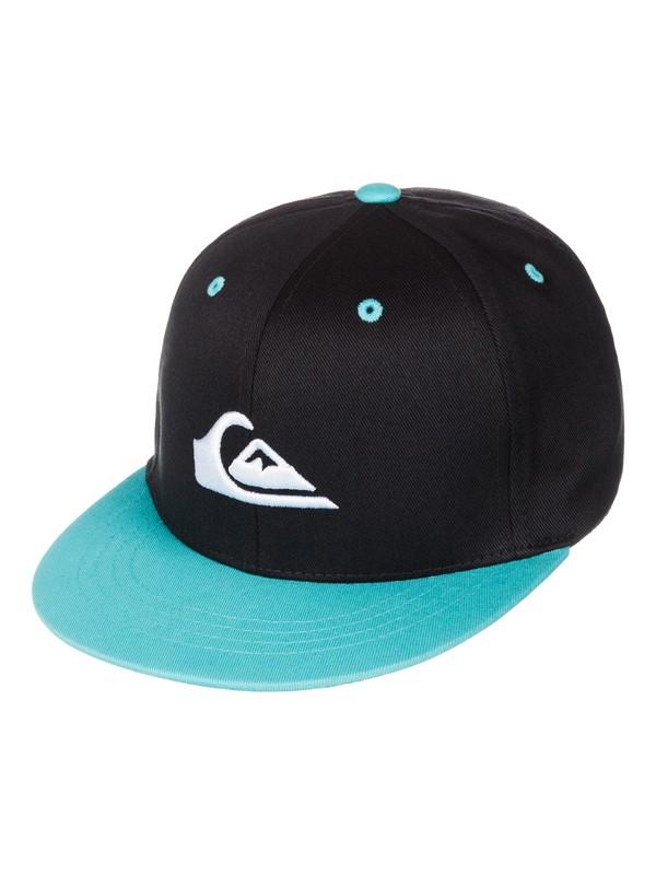 0 Boys 8-16 Slick Hat  AQBHA03032 Quiksilver