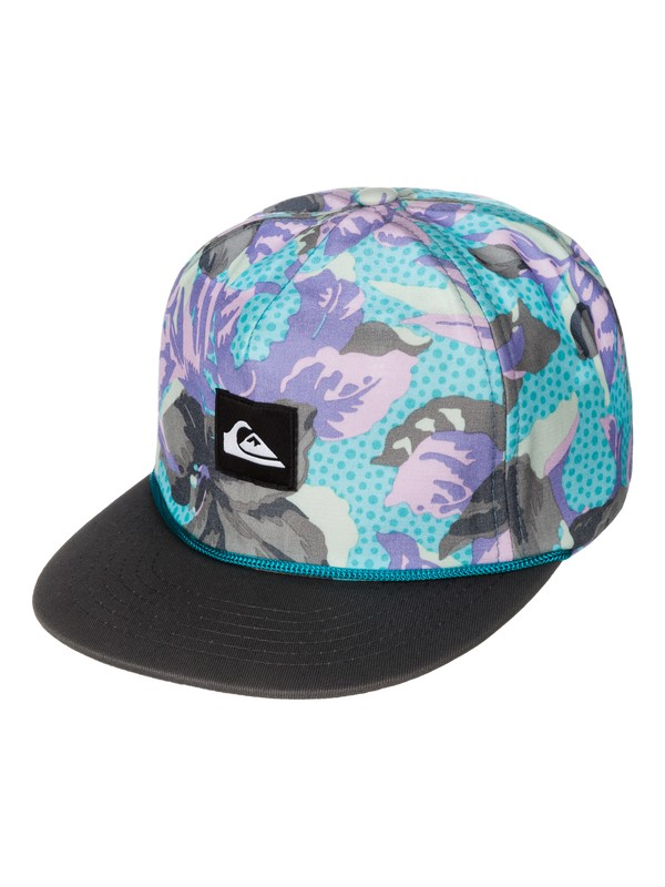 0 Boys 8-16 Hawaiiana Hat  AQBHA03043 Quiksilver
