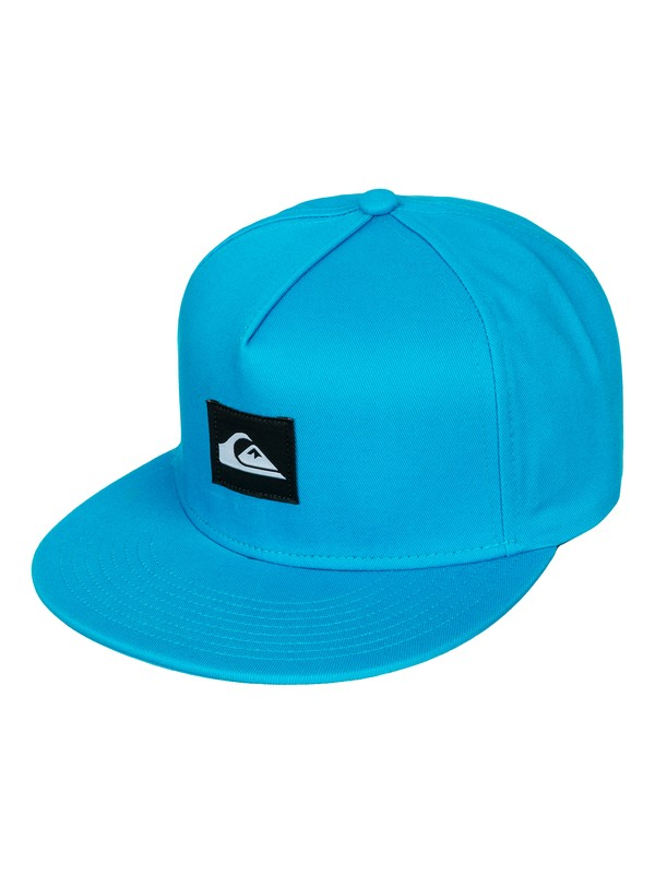 0 Boys 8-16 On Point 5-Panel Snapback Hat  AQBHA03077 Quiksilver