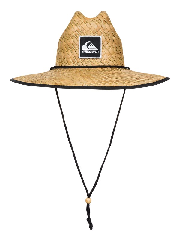 0 Boys 8-16 Outsider Straw Hat  AQBHA03101 Quiksilver