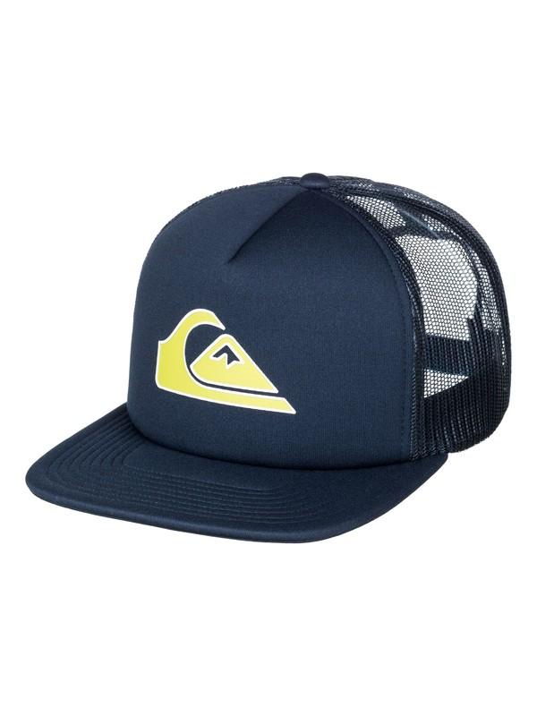 0 Boys 8-16 Snapper Trucker Hat  AQBHA03116 Quiksilver