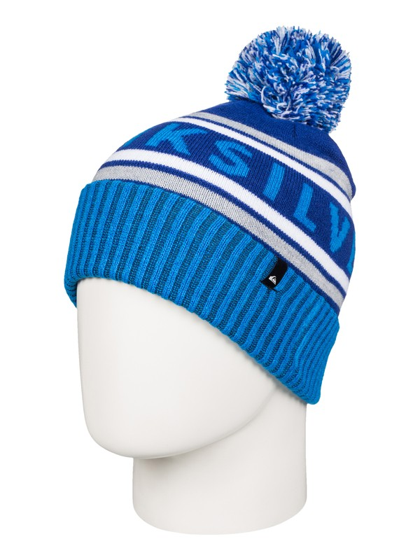 0 Spillage - Bobble Hat  AQBHA03181 Quiksilver