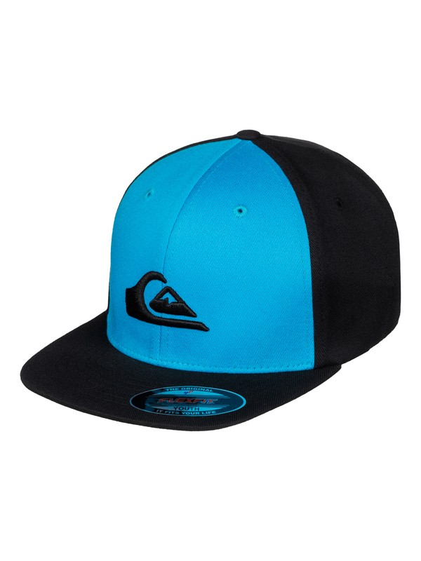 0 Boy's 8-16 Mountain And Wave Hat  AQBHA03205 Quiksilver