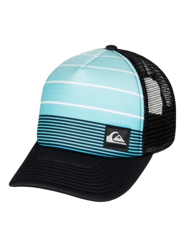 0 Boy's 8-16 Stripe Play Hat  AQBHA03207 Quiksilver