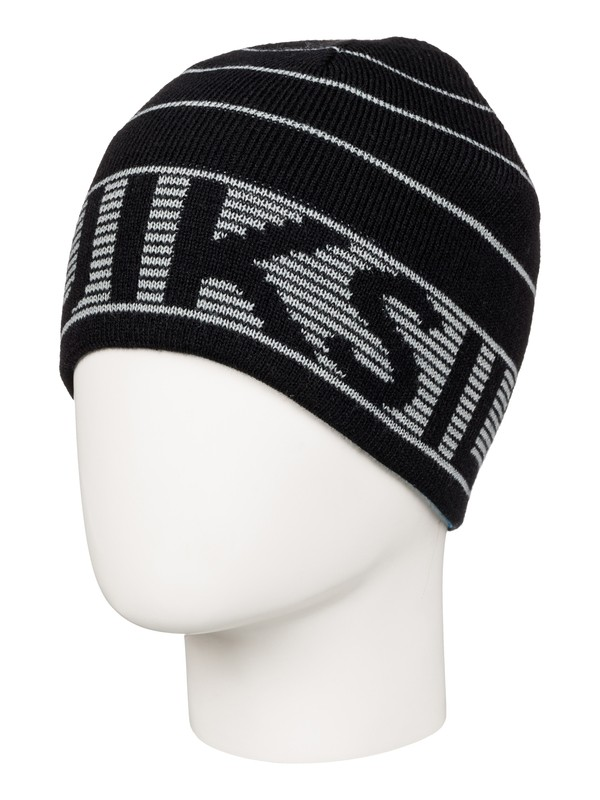 0 Boy's 8-16 Out Of Bounds Beanie  AQBHA03213 Quiksilver