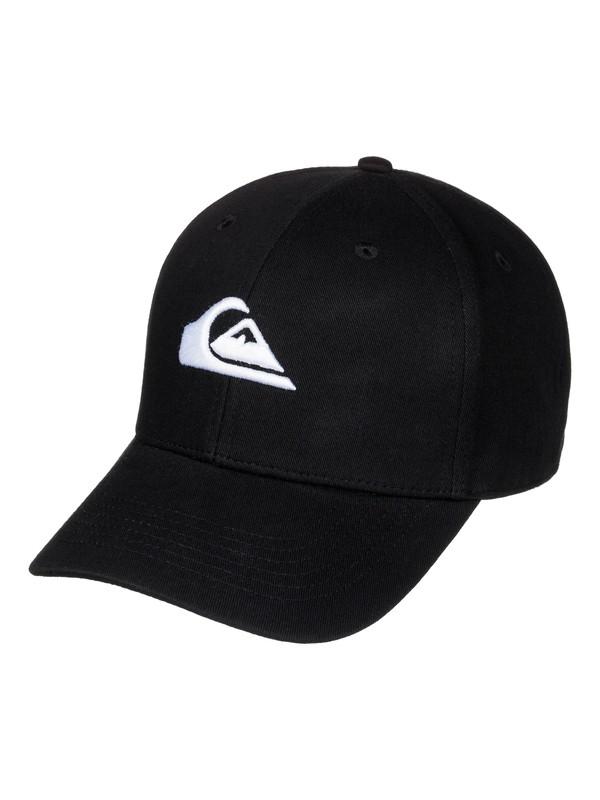 0 Decades  - Snapback Cap Schwarz AQBHA03224 Quiksilver