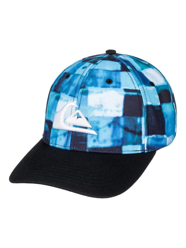 0 Tail Spinner - Snapback Cap  AQBHA03251 Quiksilver