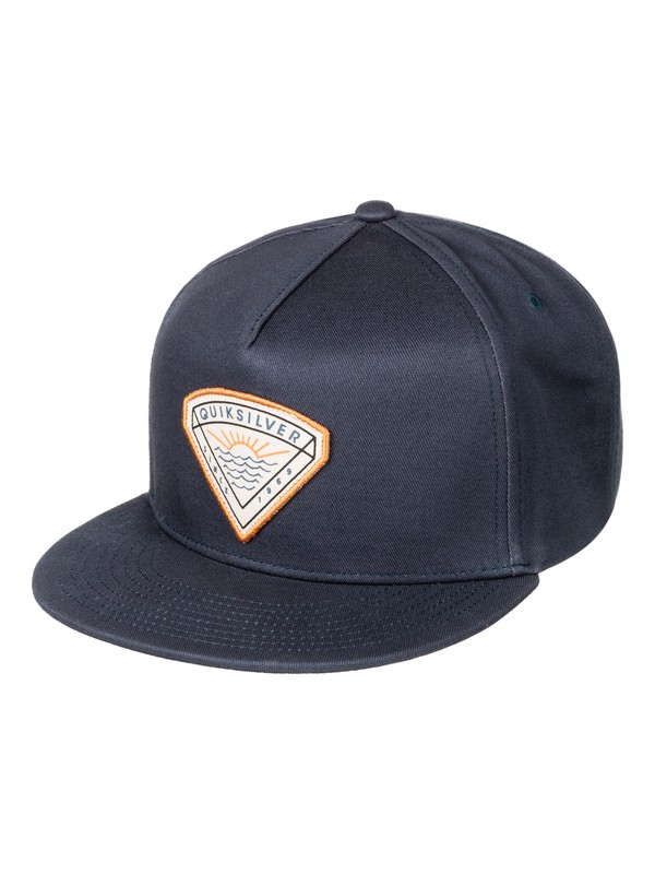 0 Mouthy - Snapback Cap  AQBHA03252 Quiksilver