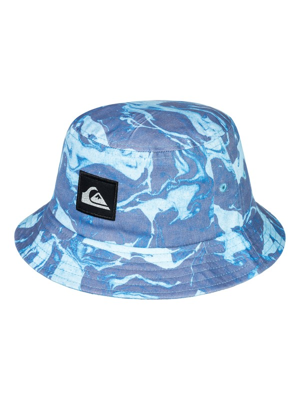 0 Fun Wizard - Bucket Hat Blue AQBHA03291 Quiksilver