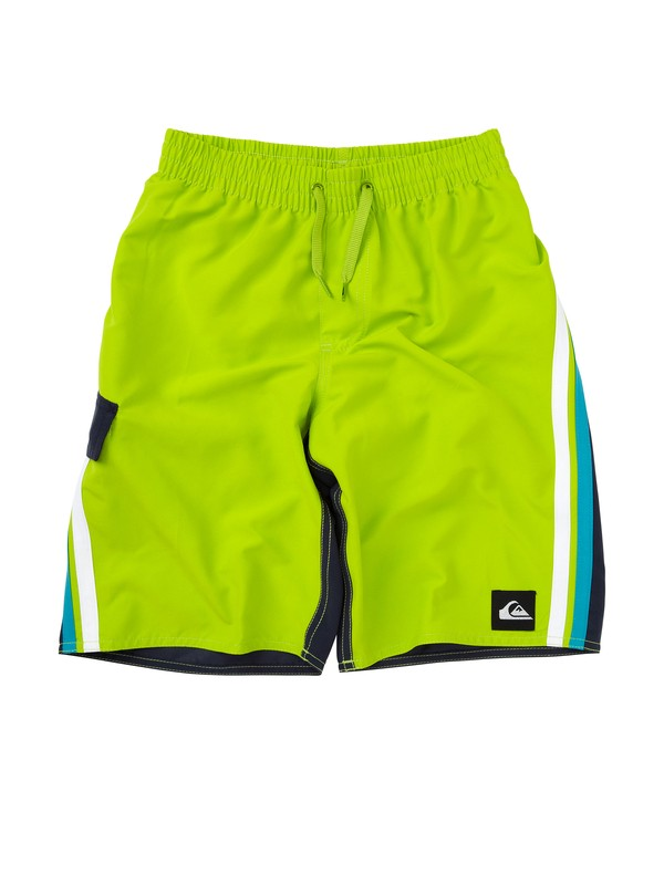 0 Boys 8-16 Batter Volley Boardshorts  AQBJV00061 Quiksilver