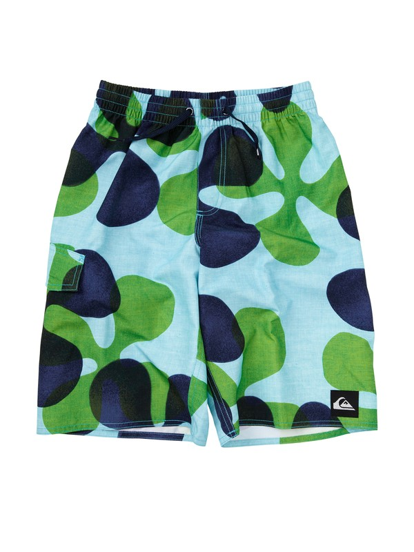 0 Boys 8-16 Splendid Volley Boardshorts  AQBJV00062 Quiksilver