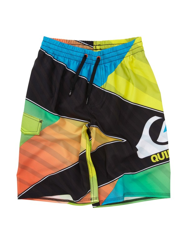 0 Boys 8-16 Xiting Volley Boardshorts  AQBJV00064 Quiksilver
