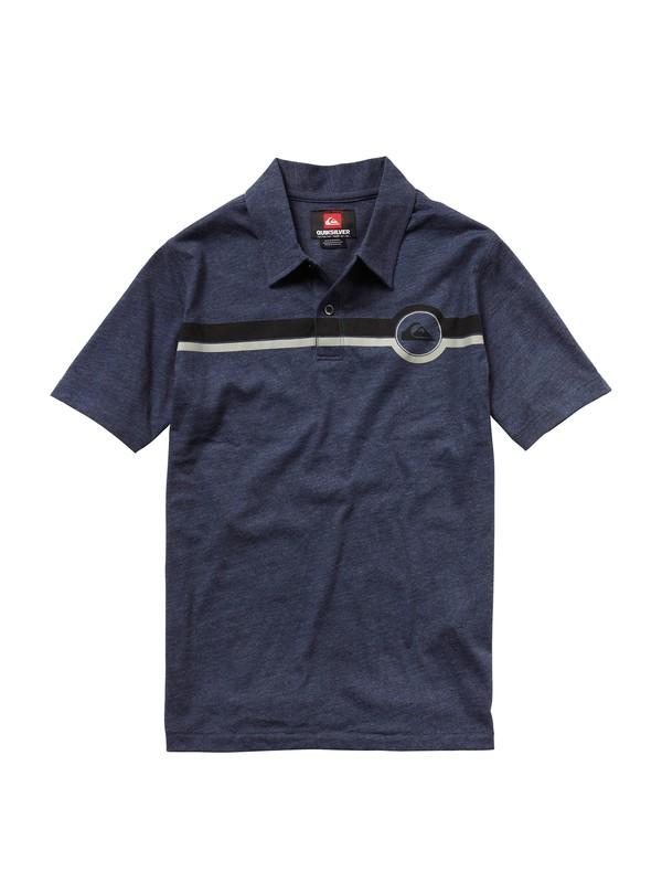 0 Boys 8-16 Yolo Polo Shirt  AQBKT00025 Quiksilver